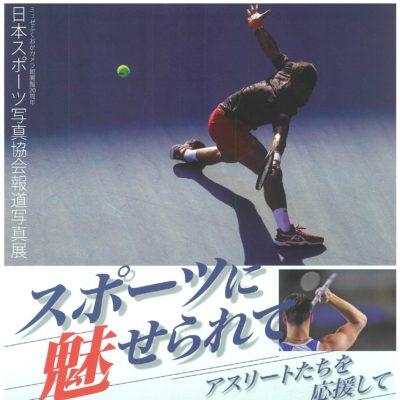 スポーツに魅せられて-日本スポーツ写真協会報道写真展