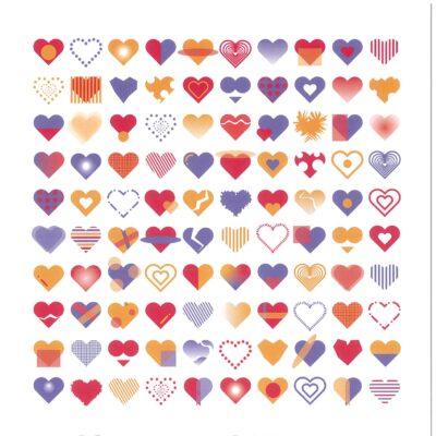 Shapes of Hearts 富山大学芸術文化学部有志展