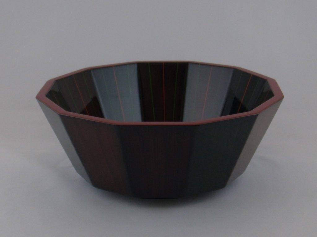 12面体鉢(彩)