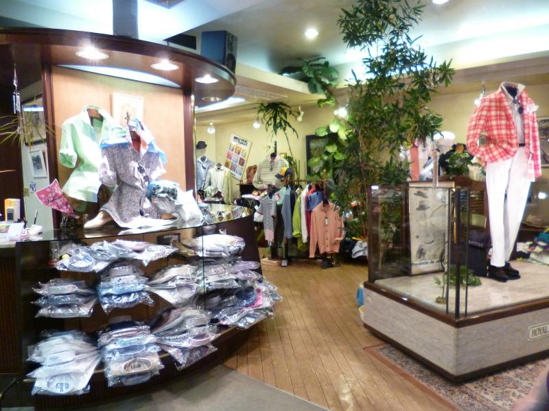 GENTRY SHOP ヤナギ屋洋服店